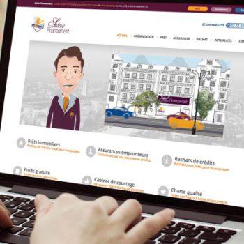 Transformation numérique au cœur de l'activité de courtier en crédit interview