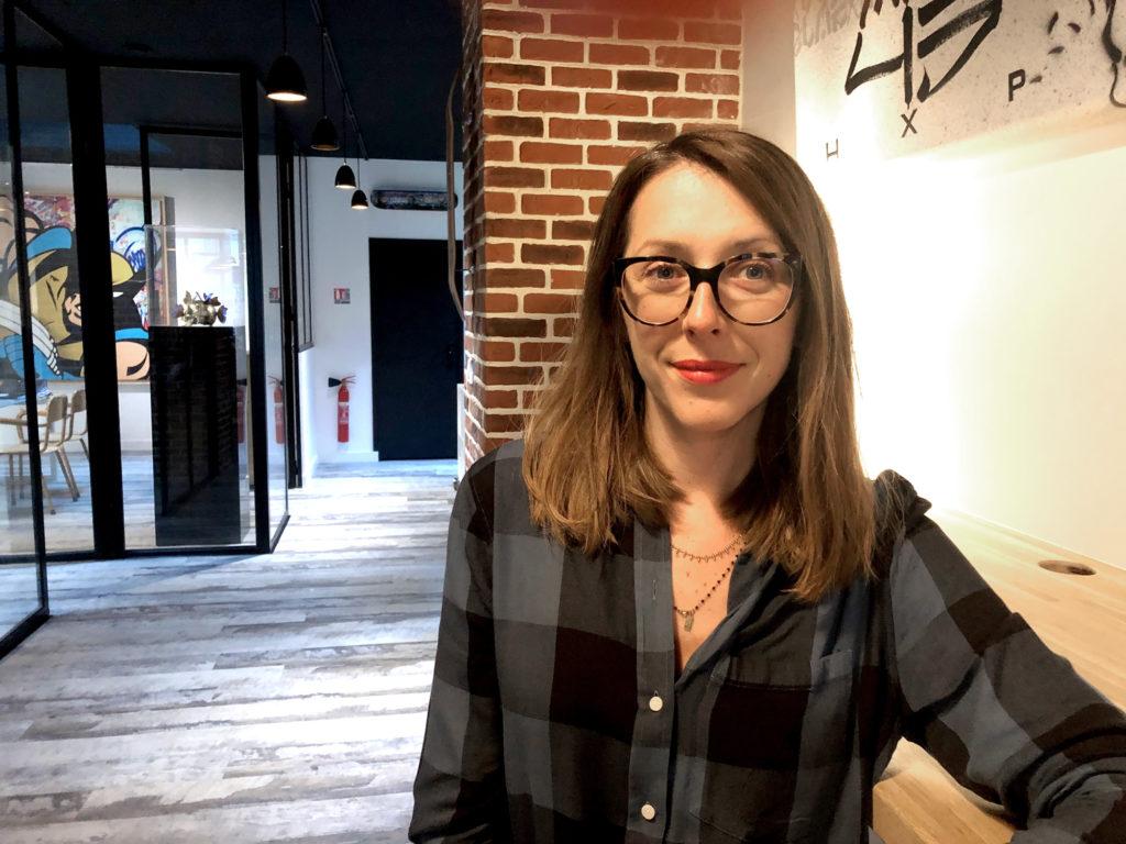 Rencontre avec Audrey Moutier, assistante commerciale chez Seine Financement